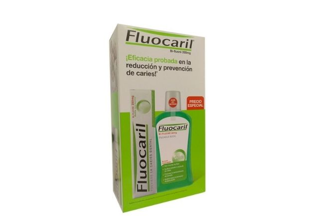 Fluocaril tiene un pack perfecto para la higiene bucal.