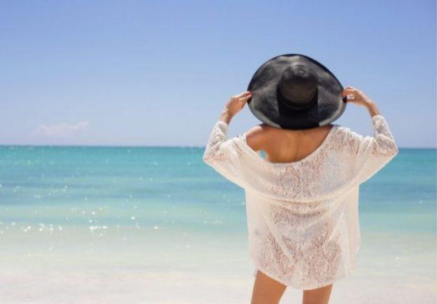 Cuidados de la dermatitis atópica en verano.
