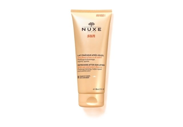 El after sun de Nuxe es ultrahidratante.