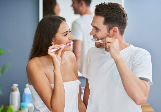 El esmalte del diente requiere especial cuidado.