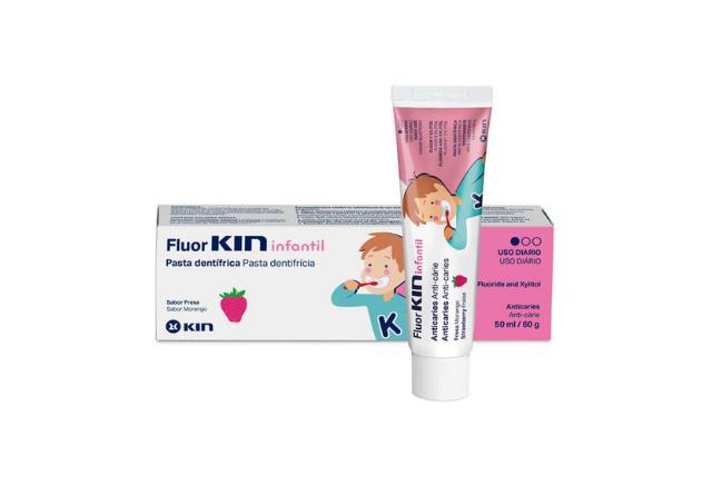 Esta pasta dental cuida y fortalece el esmalte dental