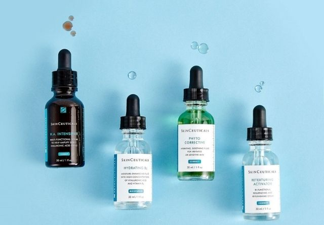 Cada producto Skinceuticals está diseñado para ayudar a sus usuarios a lograr una piel saludable.