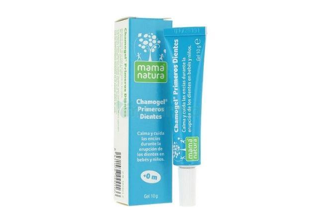 Producto ideal para calmar al bebé durante la dentición infantil.