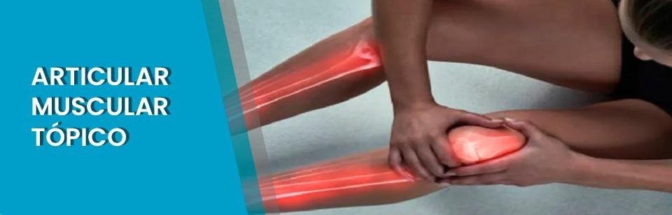 Articular muscular Tópico
