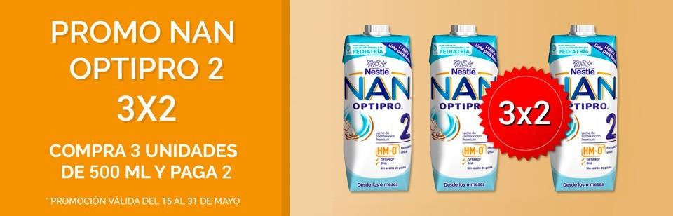 Promo Nan Optipro 3x2