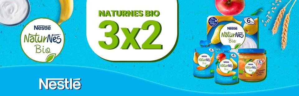 NATURNES BIO 3X2