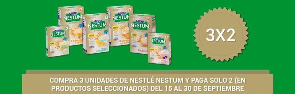 Promo Nestum 3x2