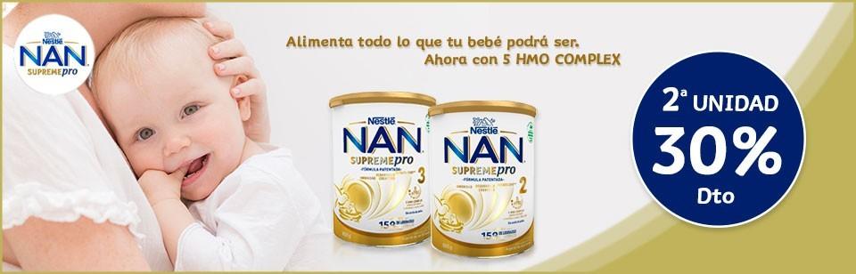 Nan Optipro/Nidina líquido 3x2