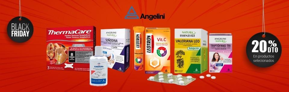 Angelini 20% dto