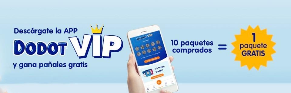 Dodot Vip Promoción