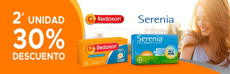 Redoxon 30% dto 2ªud