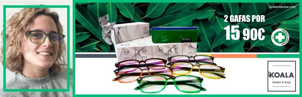 Óculos de Coala Modelo Protecfarma