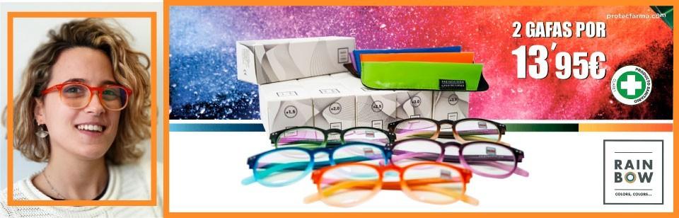 Óculos de Arco-Íris Protecfarma
