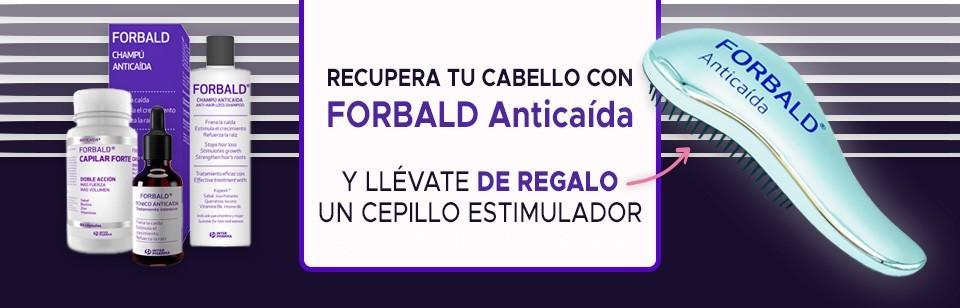 Forbald Cepillo REGALO