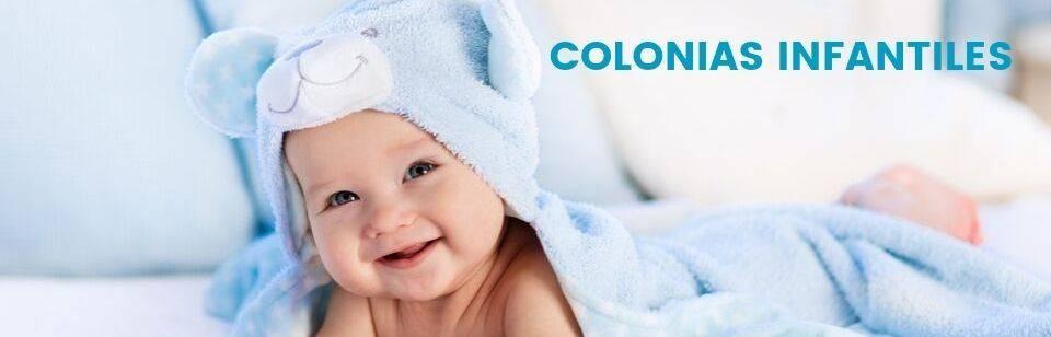 Infant colognes