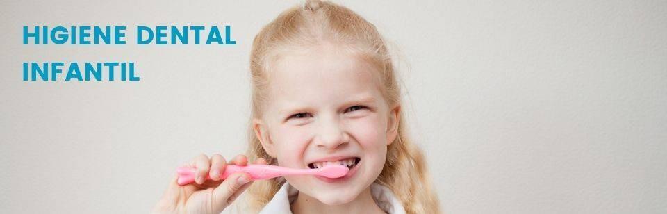 Higiene Dental de criança