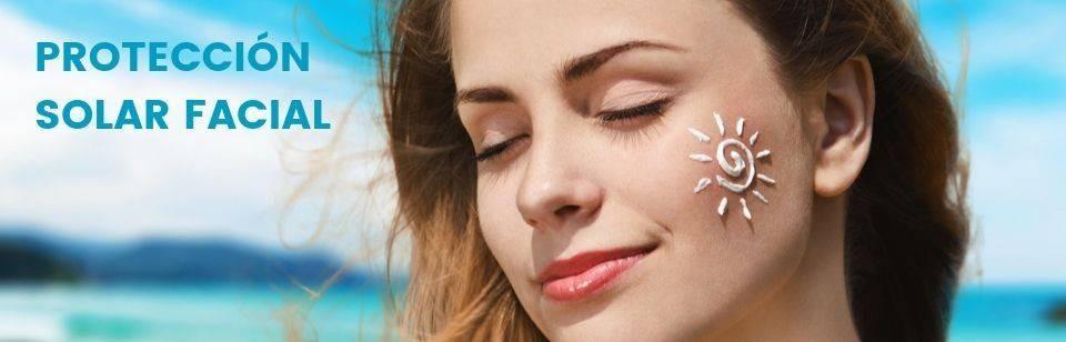 Crème solaire visage