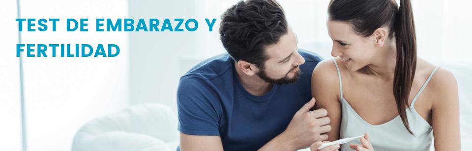 Grossesse et tests de fertilité