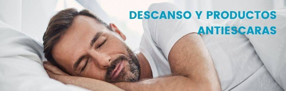 Descanso y Productos Antiescaras