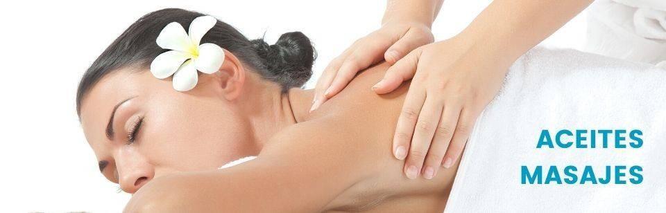 Óleo de massagem