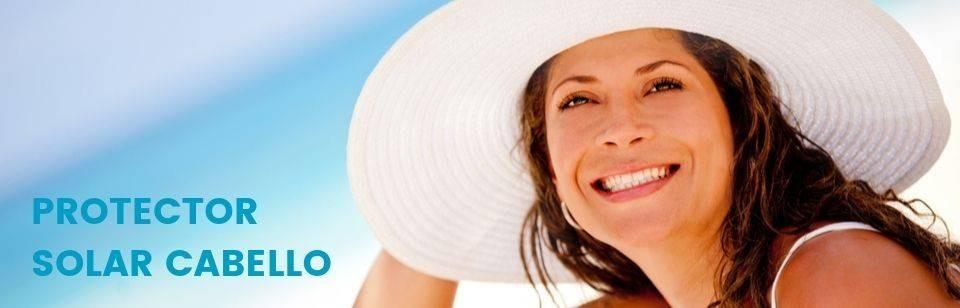 Protetor solar de cabelo