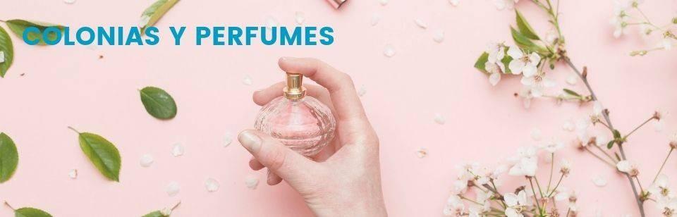 Kolonien und Parfums
