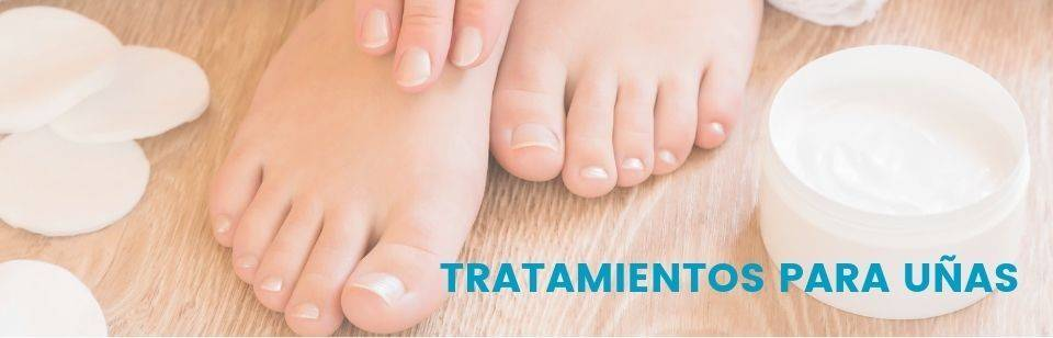 Tratamiento para uñas
