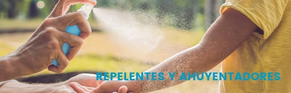 Repellentien und abstoßende