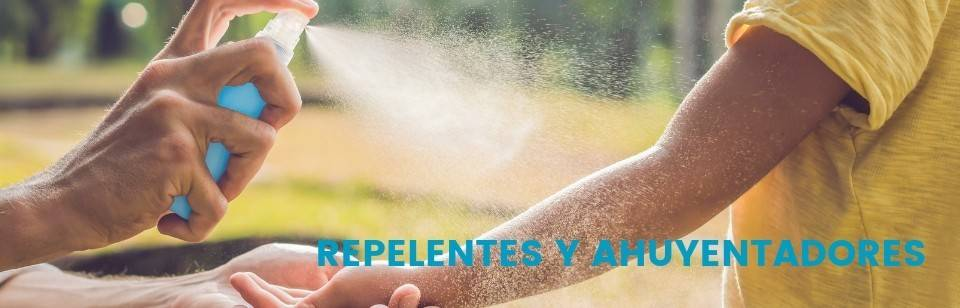 Repellents and repellers