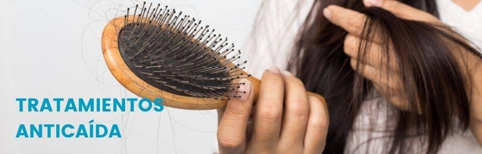 Behandlung gegen Haarausfall
