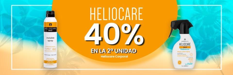 Heliocare corporal 40% dto 2ªud