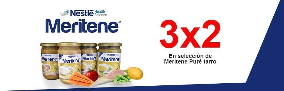Promoción Nestle 3x2 Pure Meritene