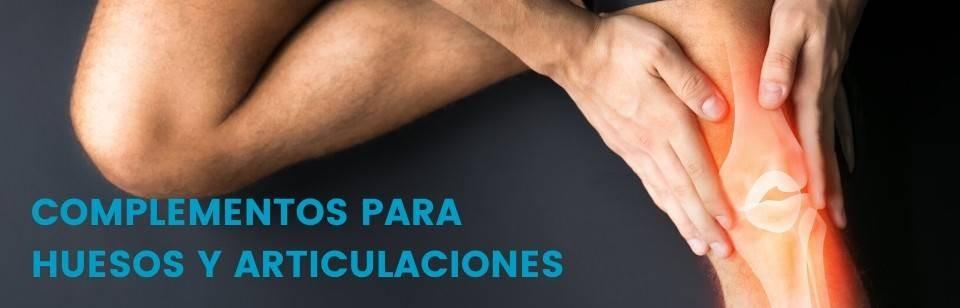 Complemento para huesos y articulaciones