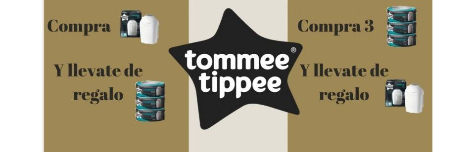 Promoció del Tippee Tommee