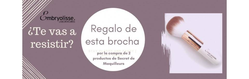 Embryolisse regalo brocha