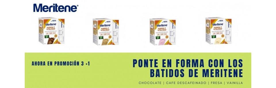 Meritene F&V Batidos 3+1