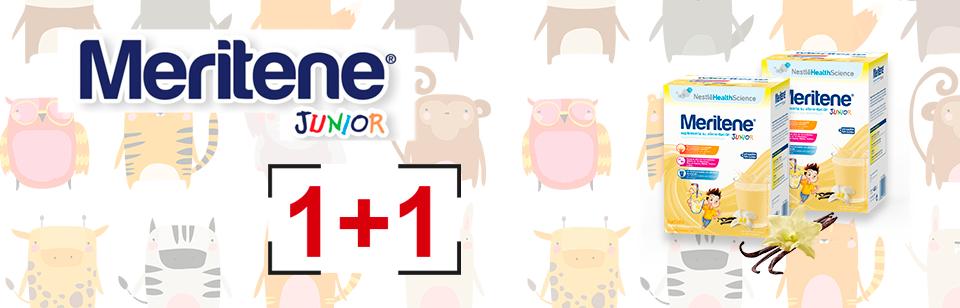Promoción Meritene Junior 1 + 1
