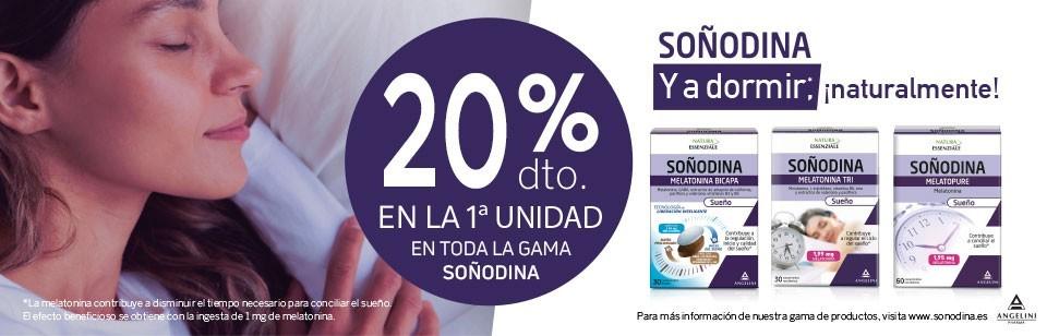 Soñodina 15% dto