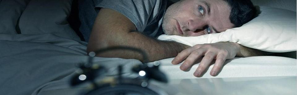 Insomnio, nerviosismo y mareos