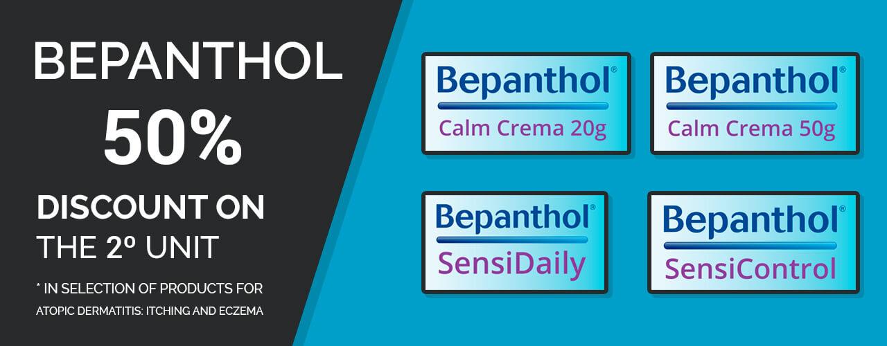Oferta Bepanthol 50%